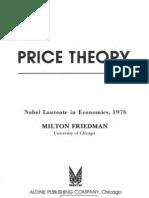 Friedman, Milton - Price Theory (1977)