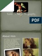 Yann Tiersen's Biography