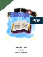 Bibliologia - Gênesis - tipo livro