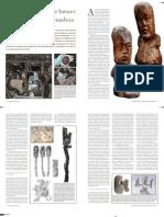 Alejandra Alonso - La conservación de bienes arqueológicos de madera