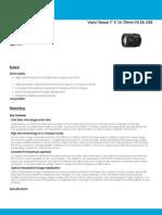 SEL1670Z Spec Sheet 8-14-13