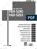 Aiwa Nsx Sz80