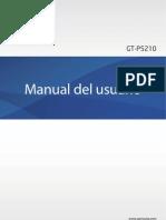 Galaxy Tab 3 Manual
