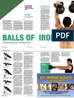 Balls of Iron