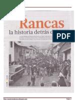 Rancas La Historia Detras Del Mito