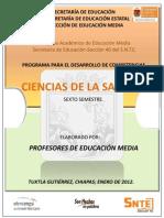 Ciencias de La Salud II