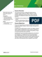 vSphereInstructorCertificationWorkshop_V5x1