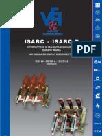 1 Seccionador ISARC - AREVA VEI - Ingles