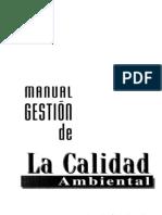 Manual de Gestion de La Calidad Ambiental - Raul Prando