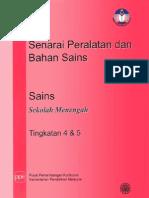 Senarai Radas Dan Bahan f4 n f5