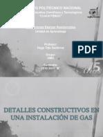 Detalles Constructivos Gas