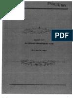 1991 Watershed Management Plan for Baker City, Oregon