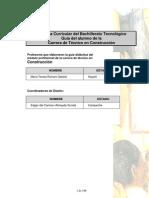 INSTALACIÓN DE GAS (PROGRAMA)