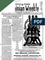 The Ukrainian Weekly 1982-01
