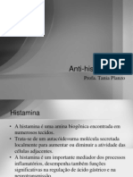 Anti Histaminicos