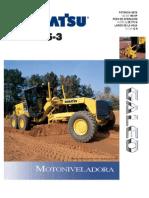 Gd655-3 Sales Brochure #Gsss7371 (2003)