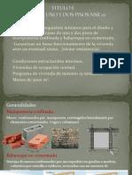 Titulo e Casas de Uno y Dos Pisos PDF