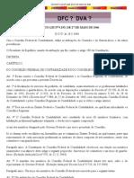 REGULAMENTAÇÃO DA PROFISSÃO DE CONTADOR - DECRETO 9295-1946