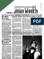 The Ukrainian Weekly 1982-38