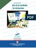 La difusión de los resultados de las evaluaciones México