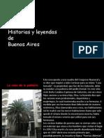 Historias de Buenos Aires
