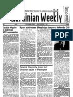 The Ukrainian Weekly 1982-45