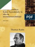 Kuhn, Feyerabend