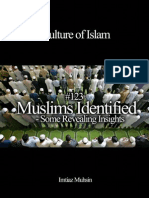 123 Muslims Identified – Some Revealing Insights
