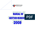 Manual de Gestión Municipal (2008)