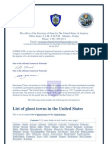 The United States of America Petition and Land Trust Re-claim