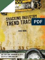 Snacking Trend Tracker June 2009