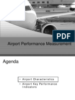 Airport Performance Measurement