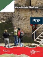 Perfil Del Vacacionista Nacional 2011
