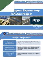 Cavite-Laguna Expressway (CALAx) Project