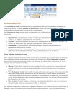 Fórmulas en Excel 2010