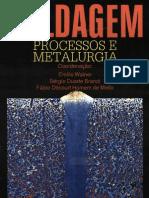Livro de Soldagem - Processos e Metalurgia
