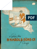 B. Carol & Sons Plumbing Catalog (Advertisement) 1929