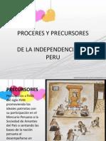 Proceresyprecursores Del Peru