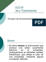Cap 3 Sensores y Transmisores 2013