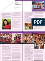 Yoga Gives Back - Best Practice Management Magazine - August 2013