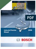 Lista Precios Diesel 08