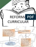 Reforma Curricular