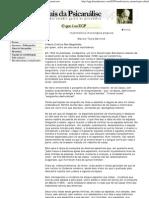 BERLINCK - Insuficiência imunológico psíquica