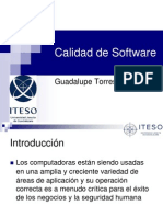 Calidad de Software 2