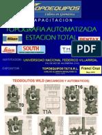 Curso Estacion Total 2010