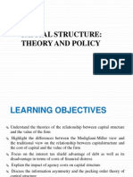 Capital Structure (1)