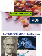 Clase 6 Antimicrobianos
