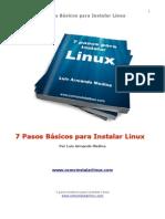 Linux 7 Pasos