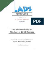 Lucid SQL Server 2005 Express Guide LADS v60N