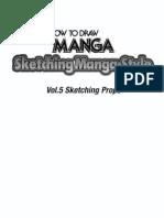Sketching Manga Style Vol 5 Sketching Props